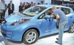 Modelele 100% electrice fac furori la Salonul Auto de la Los Angeles