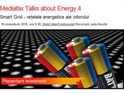 Mediafax Talks about Energy pune în dezbatere strategia energetică a României