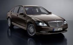Mercedes reduce motorul S-Classe la patru clindri