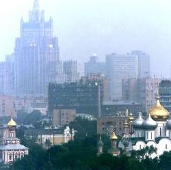 Miros ciudat la Moscova. Oamenii sunt avertizaţi să nu iasă din case