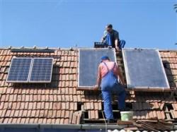 Atentie la panourile solare fotovoltaice!