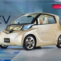 Toyota va lansa in 2015 prima masina de serie pe hidrogen