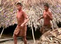 Tribul traieste in Amazon