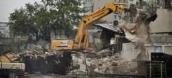 """Efectul """"verde"""" al crizei. INVESTITII IMOBILIARE DE 1 MILIARD EURO, abandonate in inghesuitul Bucuresti."""