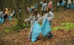 Actiuni de educare si constientizare ecologica in Focsani, Odobesti si Marasesti