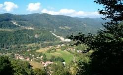 Judeteul Mures este in topul judetelor cu cele mai multe arii naturale protejate