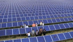În Bistriţa-Năsăud, se vor construi 20 de parcuri fotovoltaice şi 35 de microhidrocentrale