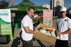 Actiune de colectare a deseurilor electrice in judetul Ilfov