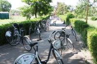 S-a deschis sezonul 2012 din cadrul programului de bike-sharing 'I'Velo'