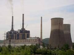 Greenpeace masoara poluarea produsa de Termocentrala Rovinari