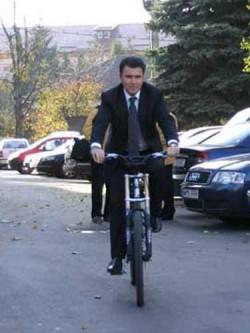 Mircea Dolha, declarat la Bucuresti candidat al ecologistilor pentru alegerile din 21 august