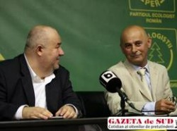 Verzii au fuzionat cu ecologiștii din PER. Obiectiv: 5% la parlamentare