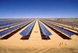 Proiectul ca Europa să primească energie solară din Africa de Nord este în pericol