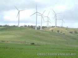 Vaslui: 27 de parcuri eoliene vor fi construite în urm?torii trei ani. Investi?ia va fi de 100 milioane euro