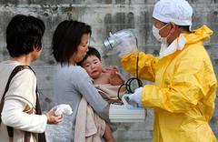 Crestere de cesium radioactiv la Fukushima