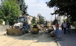 Lucrări de modernizarea reţelelor în Râmnicu Vâlcea