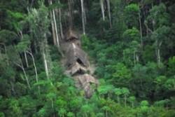 Tribul mascho-piro trăieşte departe de lumea modernă, în adâncimea imensei păduri amazoniene