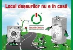 Centre de colectare deseuri electrice si electrocasnice in Prahova