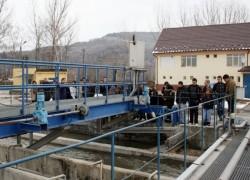 O societate spaniola a castigat licitatia pentru statia de epurare de la Strejnic