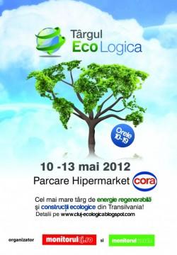 EcoLogica - Cel mai mare târg de energie regenerabilă şi construcţii ecologice din Transilvania