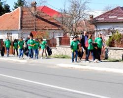 APM Gorj desfasoara actiuni de ecologizare