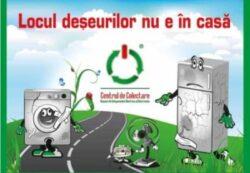 Colectarea deseurilor electrice si electronice la Oradea