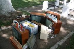 Baia Mare: Peste 4 tone de deseuri electrice colectate intr-o singura zi