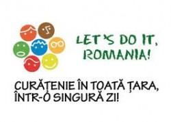 """150 000 de romani au participat la curatenia generala """"Let`s Do It, Romania!"""""""