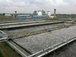 Lucrarile la statia de epurare a apelor uzate de la Sighetu Marmatiei incep in aprilie