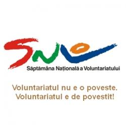 Săptămâna Națională a Voluntariatului la Cluj-Napoca