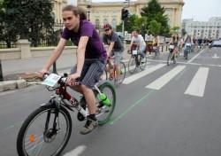 Accesul pe biciclete in centrul Timisoarei ar putea fi interzis