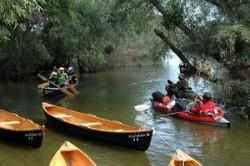 Patzaichin promoveaza Delta: Ambitia mea e sa devina cel mai mare centru de ecoturism din lume