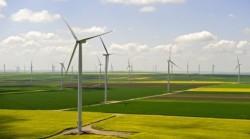 GE a finalizat instalarea turbinelor in parcul eolian al GDF SUEZ Energy Romania