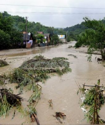 Ministerul Mediului va reduce efectele inundatiilor cu ajutorul unui sistem IT de 77 milioane de euro