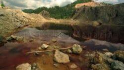 Solutie nepoluanta pentru extragerea aurului, propusa de un baimarean pentru Rosia Montana
