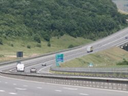 ANPM a respins cererea de acord de mediu pentru autostrada Sibiu-Pitesti