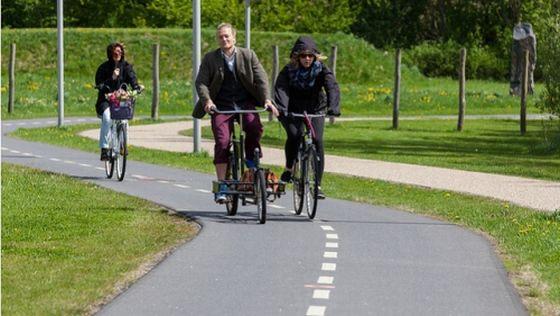 Consiliul Jude?ean Alba amenajeaz? noi piste de biciclete, foi?oare ?i parcuri de fitness în mai multe ora?e