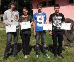 Medalii de bronz pentru elevii botoşăneni participanţi la Concursul Naţional de Proiecte de Mediu – 2012
