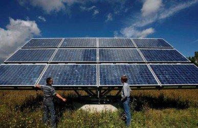 În comuna Cîrligele, judetul Vrancea, va fi construit un parc fotovoltaic, care va avea peste 60 de mii de panouri.