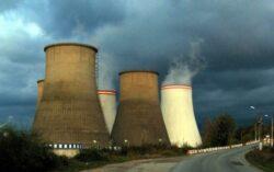 Un reactor de la Cernavoda s-a oprit. Vantul a stat. Carbunii duc din nou greul productiei de energie
