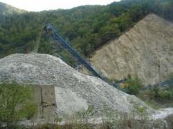 O bucată de aproape 67 ha din Parcul Naţional Defileul Jiului e in pericol de a fi distrusă pentru a face loc unei cariere de piatră.