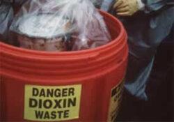 Dioxinele - un pericol real si invizibil pentru sanatatea noastra
