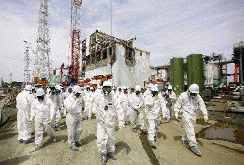 Fukushima devine cel mai mare dezastru nuclear din istorie