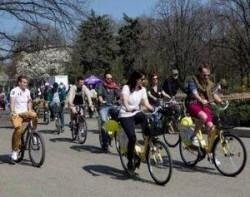 Încă un centru de inchiriere biciclete în Timisoara