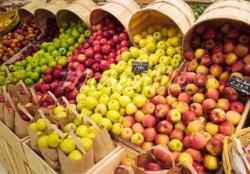 Un sfert din alimentele din Romania contin pesticide. In top, merele