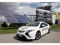 Opel pune in functiune una dintre cele mai mari unitati electrice solare de acoperis din Europa