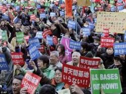 Proteste la Tokyo fata de utilizarea energiei nucleare