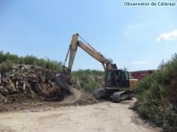 Vor fi demarate lucrările pentru închiderea gropilor de gunoi din judeţul Călăraşi