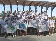 """Proiectul """"Educatie pentru mediu, educatie pentru sănătate"""" continuă la Scoala Bicazu Ardelean"""