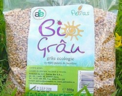 Productia obtinuta din agricultura ecologica, mai putin afectata de seceta